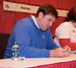 Mitchell Boggs signing