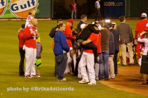 a HUGE hopping hug for Yadi