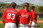 Xavier Scruggs and Randal Grichuk