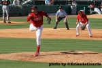 Pat Neshek, side-arm pitcher