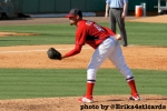 Pat Neshek, side arm pitcher