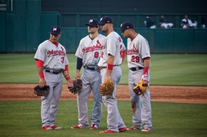 Wong, Kozma, Moore and Mateo